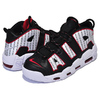 "NIKE AIR MORE UPTEMPO 96 ""PINSTRIPE PACK"" black/white-university red AV7947-001画像"