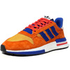 "adidas ZX 500 RM DB ""DRAGON BALL Z / 孫 悟空"" ORG/BLU/WHT D97046画像"