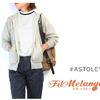 FilMelange Lady's #ASTOLEY FullZip Sweat Parka画像