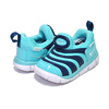 NIKE DYNAMO FREE (TD) aurora green/igloo-blue force 343938-310画像