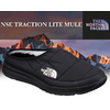 THE NORTH FACE NSE TRACTION LITE MULE tnf black/blk NF51887-KK画像