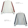 FRED PERRY Lady's #F5327 LIBERTY Block Sweat Shirt画像