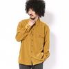 MANASTASH × UNIVERSAL OVERALL オープンカラーシャツ 403418303画像