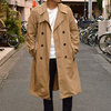 "FULLCOUNT 2924 Rip-stop Army Trench Coat ""Boggy"" (D.C.L.S)画像"