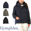 Gymphlex Lady's J-1140 Hooded Down Jacket画像