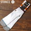STANCE SOCKS BOYD WHITE画像