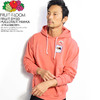 Fruit of the Loom FRUIT DYED PULLOVER PARKA -STRAWBERRY- 023-502FTA画像