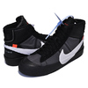 THE : 10 NIKE BLAZER MID OFF-WHITE black/white-cone-black AA3832-001画像