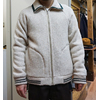 Peak Performance × Nigel Cabourn HWOOL FLEECE ZIP 803723-30030画像