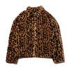 GUESS Fake Fur Jacket LEO MI3W8610AT-LEO画像