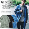 CHORD NUMBER EIGHT SWALLOW EMBROIDERY BANDANA GOWN SHIRT N8M1K1-SH01画像