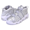 NIKE WMNS AIR MORE UPTEMPO metallic silver/argent metallique 917593-003画像