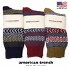 AMERICAN TRENCH The Kennedy lux athletic sock画像