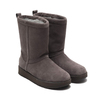 UGG W CLASSIC SHORT WATERPROOF METAL 1017508-MTL画像