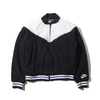 NIKE AS W NSW JKT BOMBER WOLF BLACK/SAIL/WHITE 939389-010画像