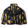 NIKE AS M NSW DWN FILL JKT SNL YELLOW OCHRE/BLACK/BLACK/BLACK 928890-752画像