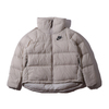 NIKE AS W NSW DWN FILL JKT DESERT SAND/PHANTOM/BLACK 939437-008画像