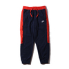 NIKE AS M NSW PANT CF CORE WNTR S OBSIDIAN/HABANERO RED/SAIL 929127-451画像