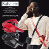 Subciety LEATHER SACOCHE 108-88388画像