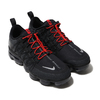 NIKE AIR VAPORMAX RUN UTILITY BLACK/REFLECT SILVER-ANTHRACITE AQ8810-001画像