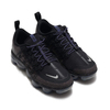 NIKE W AIR VAPORMAX RUN UTLTY BLACK/REFLECT SILVER-THUNDER GREY AQ8811-001画像