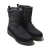 ellesse Bormio Winter Warm Boots Semi Long BLACK EFW8340-K画像