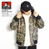 BEN DAVIS HOODED WORK JACKET -LEAF CAMO- G-8780010L画像