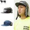 MINOS KOISA ASSORT EAR FLAP CAP MNR8-CP02画像