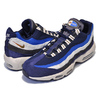 NIKE AIR MAX 95 PREMIUM blackend blue/camper green 538416-404画像