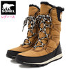 SOREL WHITNEY TALL LACE II Camel Brown WOMENS NL3085-224画像