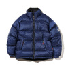SCHOTT x ATMOS LAB REVERSIBLE DOWN JACKET BLUE AL18F-SP06画像