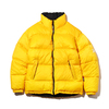 SCHOTT × ATMOS LAB REVERSIBLE DOWN JACKET YELLOW AL18F-SP06画像
