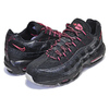 NIKE AIR MAX 95 BLACK/INFRARED AV7014-001画像