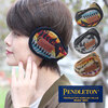 PENDLETON FABRIC EAR MUFF画像