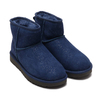 UGG W CLASSIC MINI MILKY WAY DARK DENIM 1104110-DKDN画像