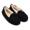 UGG W ANSLEY MILKY WAY BLACK 1104109-BLK画像