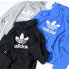adidas Originals Trefoil Pullover Hoodie画像