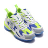 Reebok DMX SERIES 1600 WHITE/NEON LIME/CRUSHED COBALT/CLOUD GRAY CN5805画像