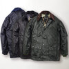 Barbour BEDALE画像