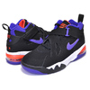 NIKE AIR FORCE MAX CB black/court purple-team orange AJ7922-002画像