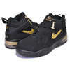 NIKE AIR FORCE MAX CB black/metallic gold AJ7922-001画像