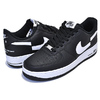 NIKE AIR FORCE 1 / SUPREME /CDG black/white AR7623-001画像