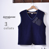 Kaptain Sunshine V-NECK VEST画像