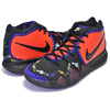 NIKE KYRIE 4 DOTD TV PE 1 team orange/black-multi-color CI0278-800画像