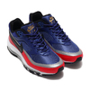 NIKE AIR MAX 97/BW DEEP ROYAL BLUE/BLACK-UNIVERSITY RED AO2406-400画像