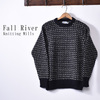 Fall River Knitting Mills Norwegian Crew Neck Sweater画像
