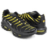 NIKE AIR MAX PLUS BLACK / WHIT - VIVID SULFUR 852630-020画像