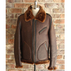 Schott 216US SHEEPSKIN ONESTAR JACKET 7557画像