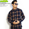 seedleSs. SD ORIGINAL STRIPECHECK SHIRTS -NAVY CHECK- SD18F-SH01C画像