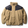 RADIALL RED WOOD - MONSTER PARKA / SHORT (COYOTE)画像